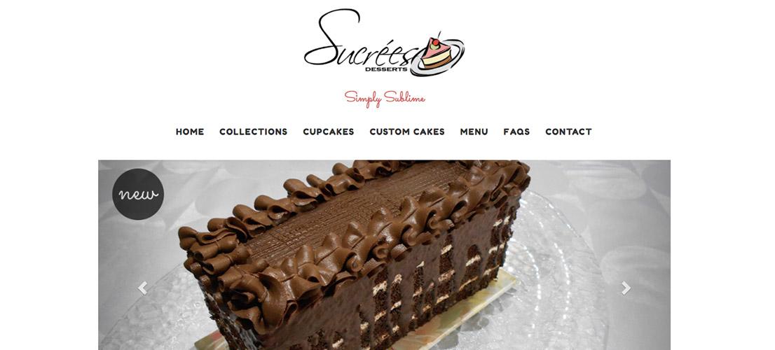 Sucrées Desserts